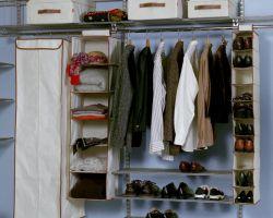 Elfa inrichting garderobe