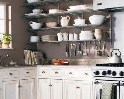 Elfa keuken schappen