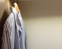 Inloopkast op maat kledingroede met LED
