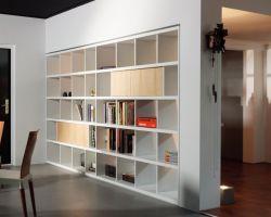 Nuvola boekenkast op maat