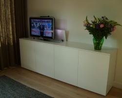 Nube tv-meubel met verzinkbare tv-ruimte
