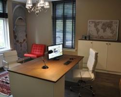 Nube werkplek kantoor