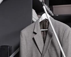 Raffito garderobelift inloopkast op maat