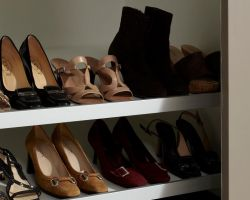 Raffito schoenen opbergruimte